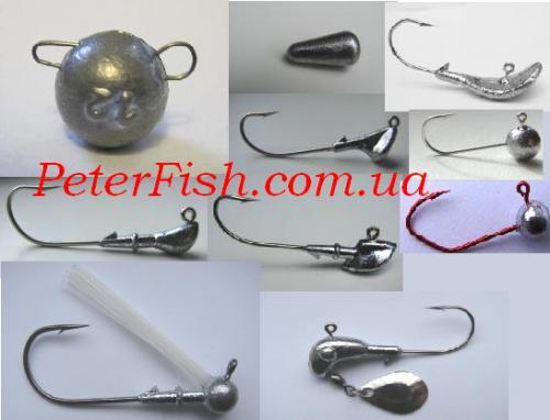 как залить грузики для рыбалки
